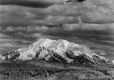 Photograph - 201858-mt. Drum, Alaska by Ed  Cooper Photography