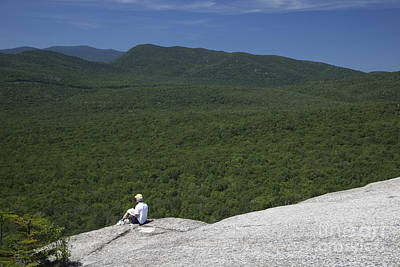 Photograph - Mt. Pemigewasset by Jim West