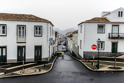 Photograph - Municipality Of Ribeira Grande by Joseph Amaral