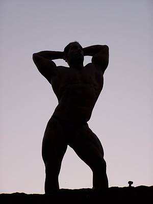 Photograph - Muscle At Dawn by Jake Hartz