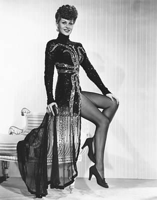My Gal Sal, Rita Hayworth, 1942. Tm & Print by Everett