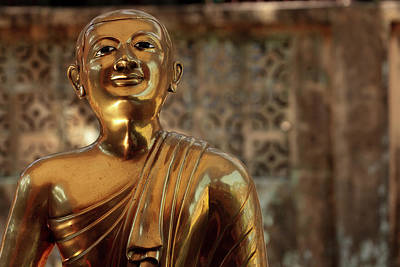 Burma Photograph - Myanmar, Burma, Yangon by Alida Latham
