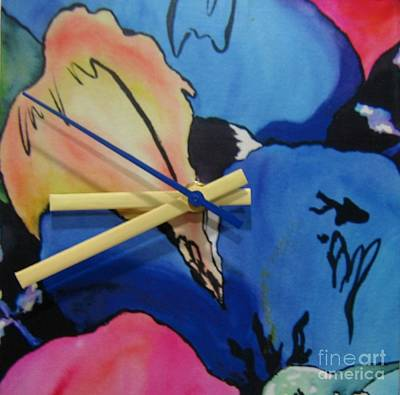 Painting - Mystic Garden by Vicki Brevell