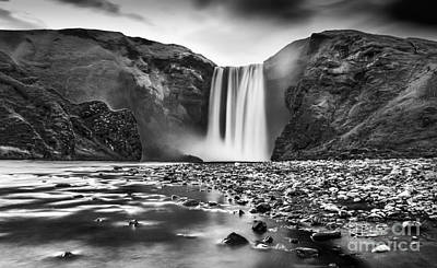 Photograph - Mystic Iceland by JR Photography