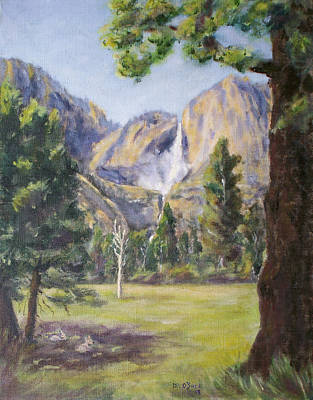 Nap Time At Yosemite Original