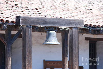 Art Print featuring the photograph Napa Bell by George Mount