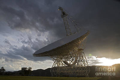 Photograph - National Radio Astronomy Observatory by Jim West