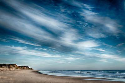 Photograph - National Seashore by Fred LeBlanc
