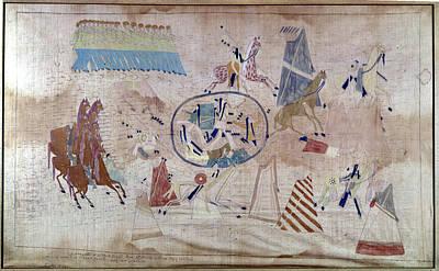 Native American Reservation Art Print