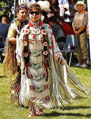 Photograph - Native Pride by Al Fritz