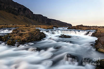 Landscape Photograph - Nature Of Iceland by Gunnar Orn Arnason
