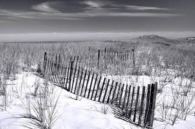 Photograph - Nauset Beach Dunes by Allen Beatty