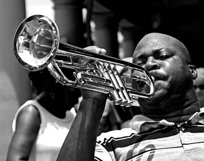 Photograph - New Orleans Blues by Andy Crawford