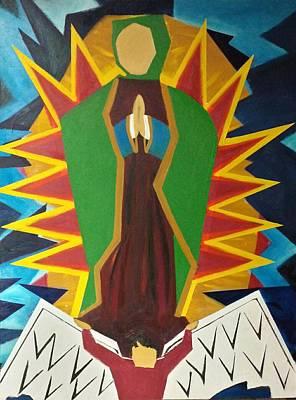 Mary Original by Albert Mendez