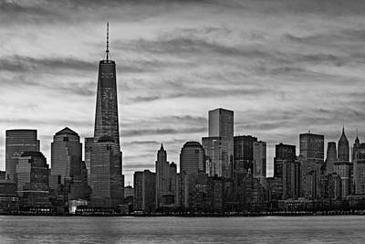 Landscape Photograph - New York City Awakens by Susan Candelario