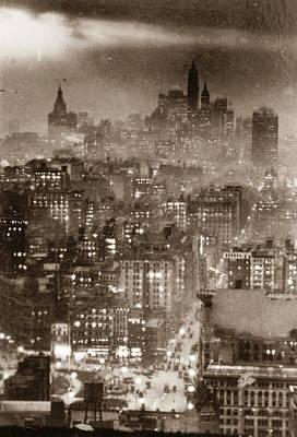 Photograph - New York City, C1920 by Granger