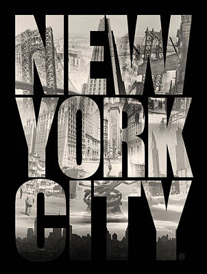 Digital Art - New York City by Gary Grayson