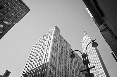 Photograph - New York City by Ilker Goksen