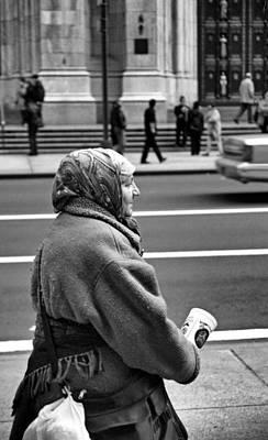 Photograph - New York by Steven Richman