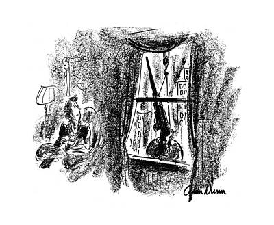 New Yorker December 27th, 1941 Art Print