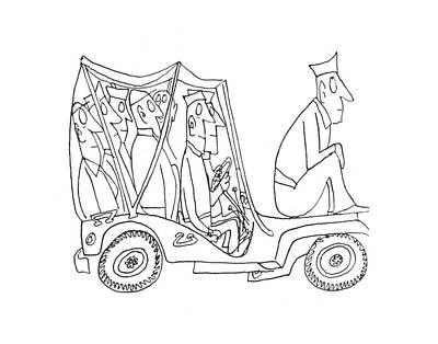 New Yorker February 5th, 1944 Art Print