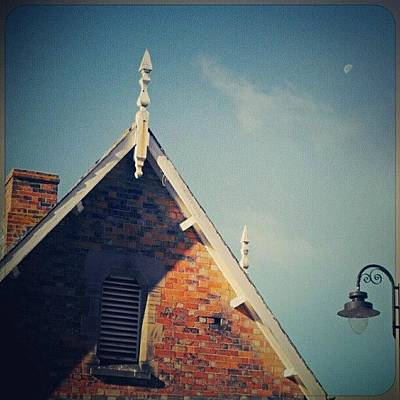 Victorian Wall Art - Photograph - Newtown Station by Alexandra Cook