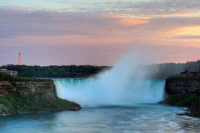 Niagara Falls Art Print by Marek Poplawski