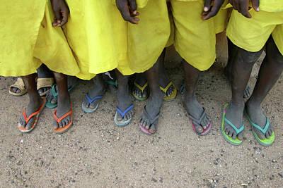 Tons Of Photograph - Nigeria Slums by Ton Koene