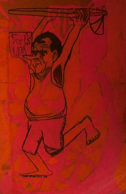 Nixon - Surf's Up Art Print