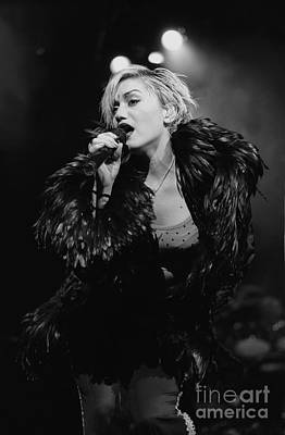 Gwen Stefani Photograph - No Doubt by Concert Photos
