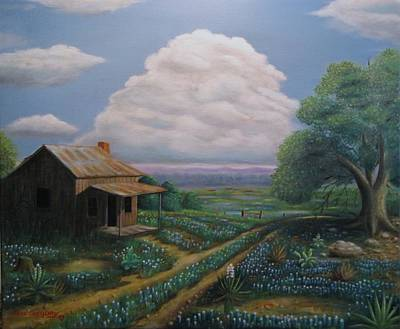 Painting - No Place Like Home by Gene Gregory