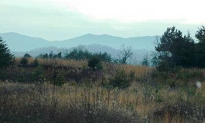 Photograph - North Ga. Mountains by Regina McLeroy