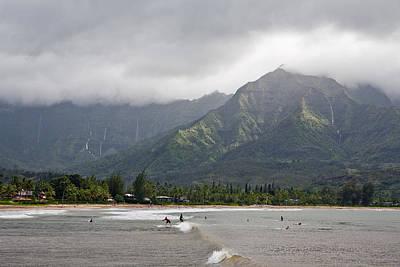 Photograph - North Shore Kauai by Lannie Boesiger