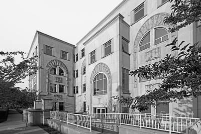 Photograph - Northwestern University Annenberg Hall by University Icons