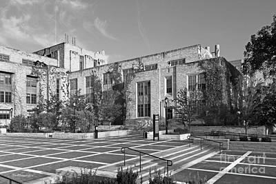 Photograph - Northwestern University Tech Institute by University Icons