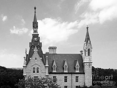 Photograph - Northwestern University University Hall by University Icons