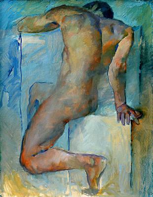 Painting - Nu 2 by Valeriy Mavlo