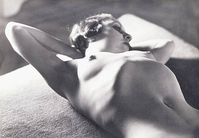 Odalisque Photograph - Nude by Sasha Stone