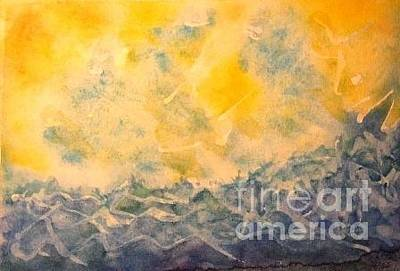 Painting - Ocean Breath by Laura Hamill
