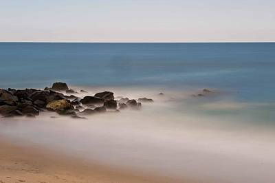 Photograph - Ocean Grove Beach by Keith Swango