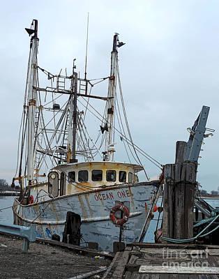 Photograph - Ocean One Fishing by Sami Martin