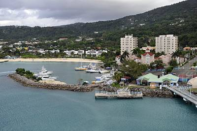Photograph - Ocho Rios by Willie Harper