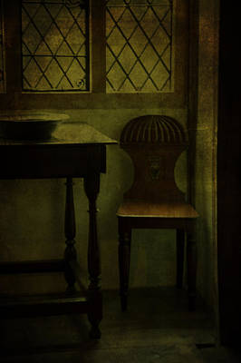 Photograph - Old Chair by Ethiriel  Photography