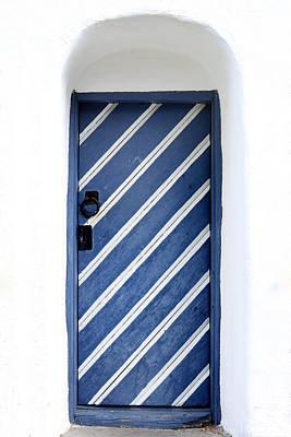 Old Church Door Original by Tommytechno Sweden