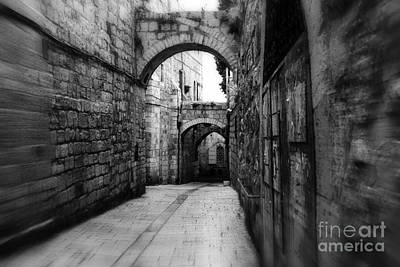 Photograph - Jerusalem Street by Doc Braham