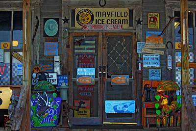 Photograph - Old Country Store by Rowana Ray