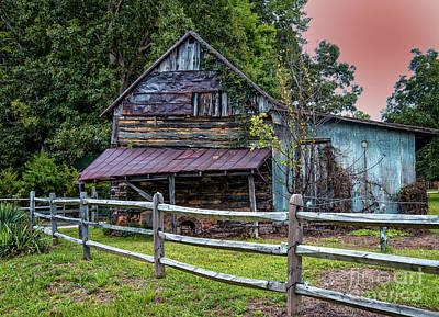 Photograph - Old Farm by Scott Hervieux