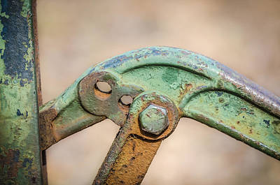 Photograph - Old Pump Handle by Bradley Clay