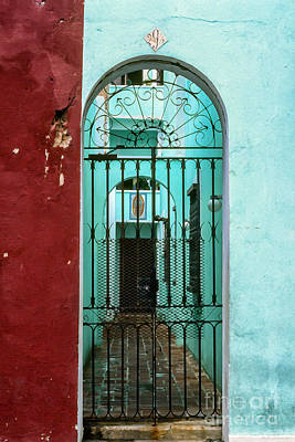 Old San Juan Digital Art - Old San Juan Puerto Rico by Thomas R Fletcher