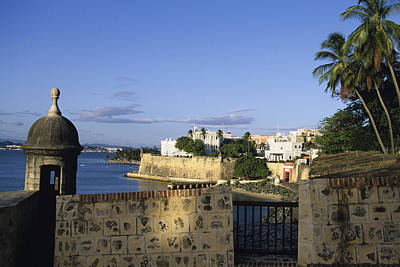 Photograph - Old San Juan by Stephen Szurlej